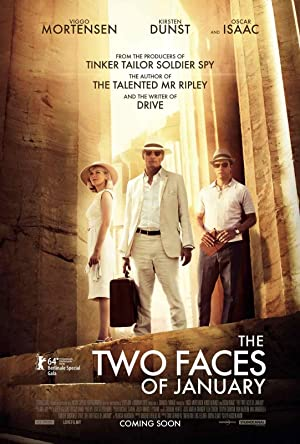 Where to stream The Two Faces of January