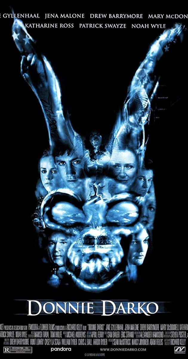 colonna sonora film donnie darko computer