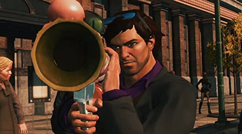 Saints Row: The Third (Professor Genki)