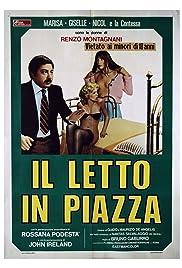 Il letto in piazza(1976) Poster - Movie Forum, Cast, Reviews