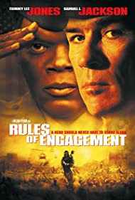 Samuel L. Jackson and Tommy Lee Jones in Rules of Engagement (2000)