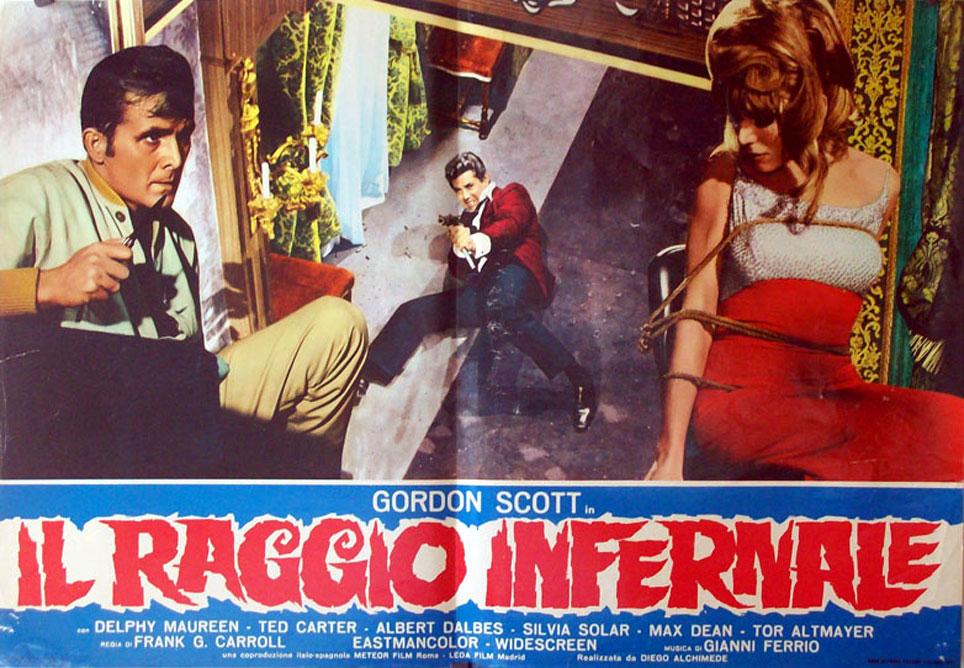 Il raggio infernale (1967)