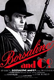 Borsalino and Co. Poster