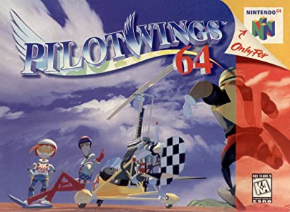 Which movie to watch now PilotWings 64 by [480x640]