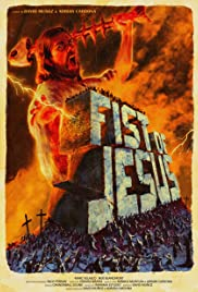 Fist of Jesus Poster