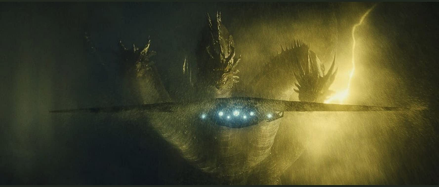 Richard Dorton, Alan Maxson, and Jason Liles in Godzilla: King of the Monsters (2019)