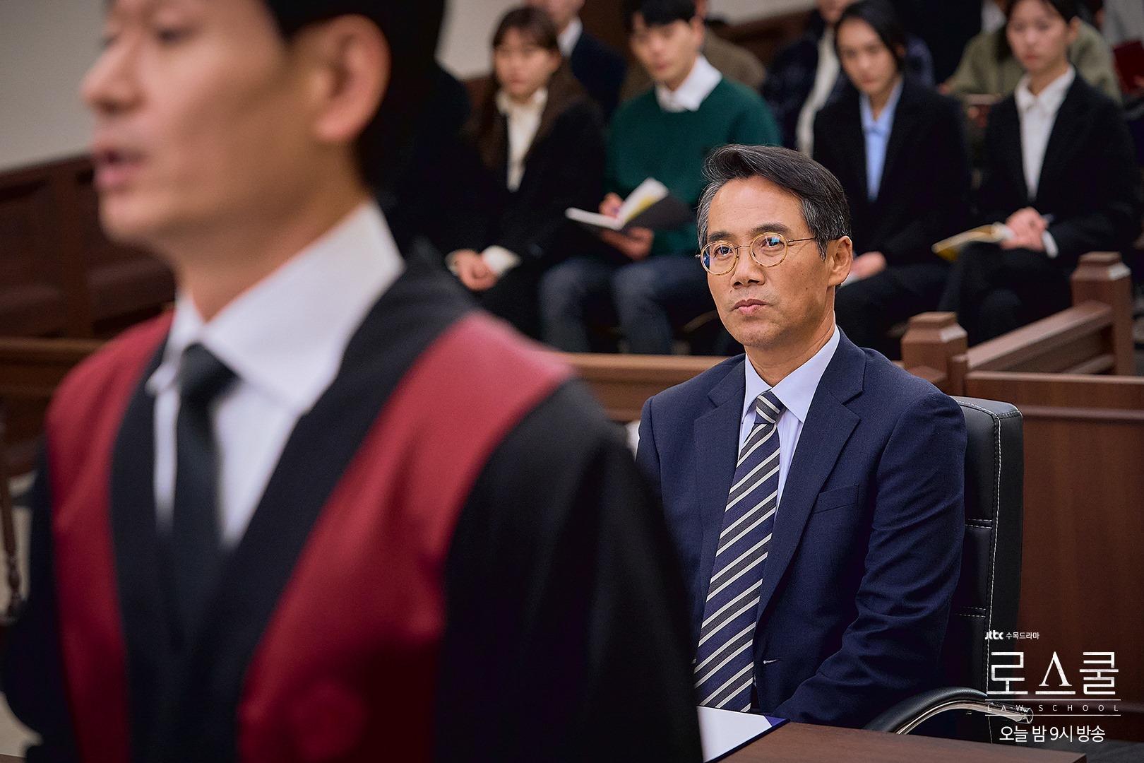 Man-Suk Oh in Law School (2021)