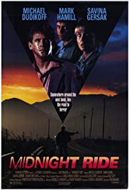 Midnight Ride (1990) Poster - Movie Forum, Cast, Reviews