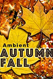 Ambient Autumn Fall Poster