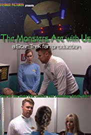 The Monsters Are with Us: A Star Trek Fan Production Poster