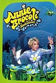 Annie Brocoli dans les fonds marins Poster