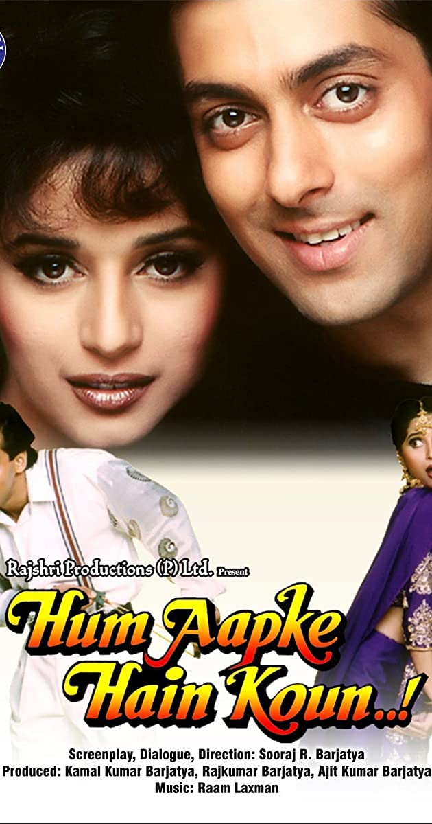 Hum Aapke Hain Kaun: Movie Download In Hindi Leaked by Pagalworld