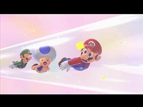 Super Mario 3D World (VG)