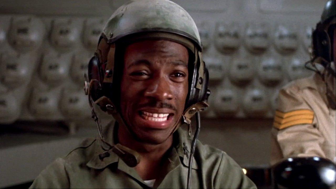Eddie Murphy in Best Defense (1984)