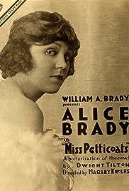 Miss Petticoats Poster