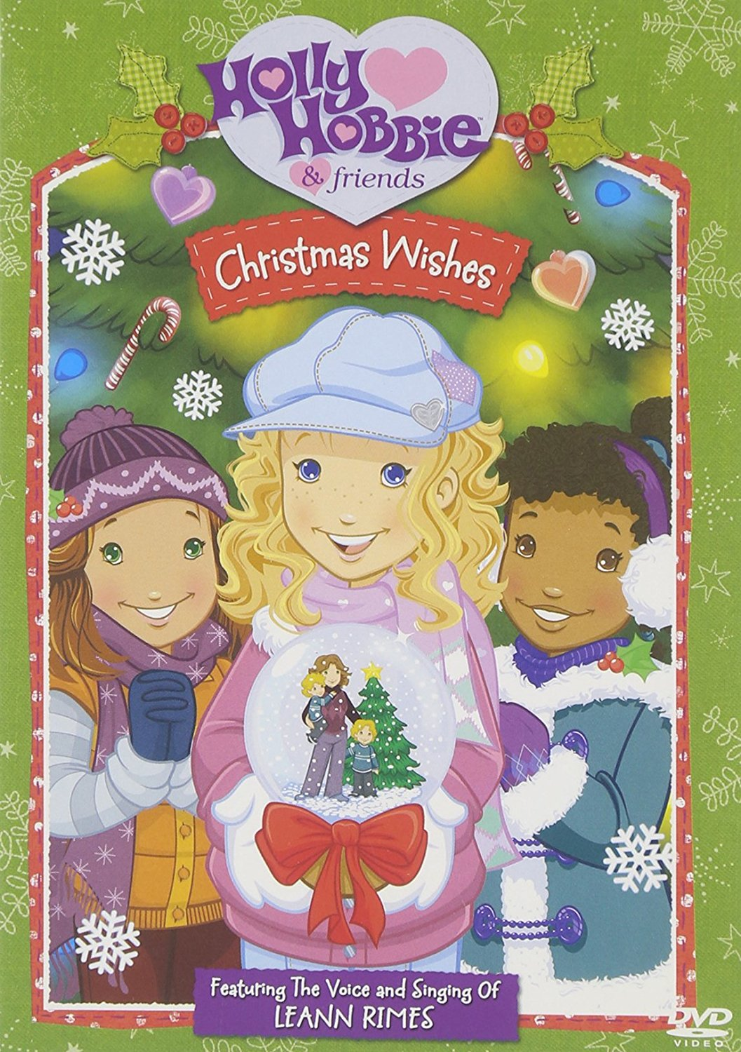 holly hobbie and friends christmas wishes video 2006 imdb - Christmas Wishes Video