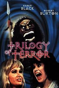 Trilogy of Terror (1975) Poster - Movie Forum, Cast, Reviews