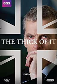 Peter Capaldi in The Thick of It (2005)