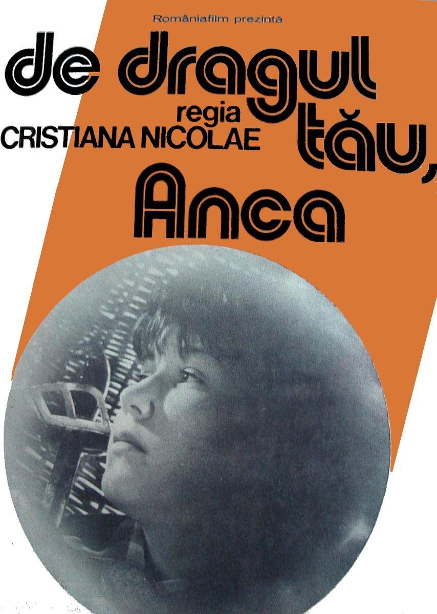 De dragul tau, Anca! ((1983))