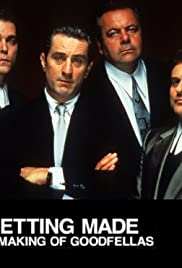 Getting Made: The Making of 'GoodFellas' Poster