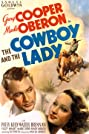 The Cowboy and the Lady (1938) Poster