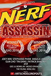 Nerf Assassin Poster