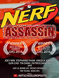 Adult download dvd free movie Nerf Assassin [h.264]