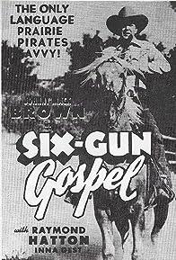 Primary photo for Six Gun Gospel