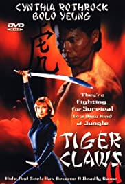 Tiger Claws II Poster