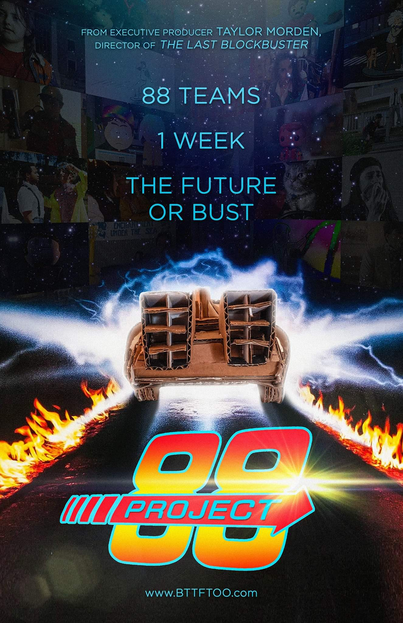 Project 88: Back to the Future Too (2020) - IMDb