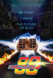 Project 88: Back to the Future Too Poster