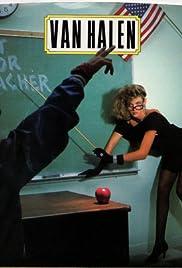 Van Halen: Hot for Teacher Poster