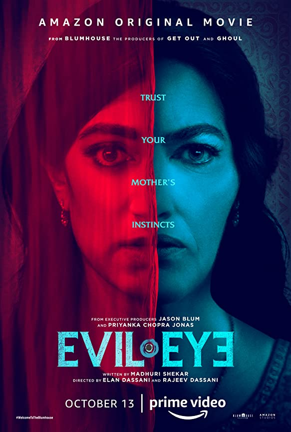 Evil Eye (2020) Hindi AMZN WEB-DL x264 AAC Msub