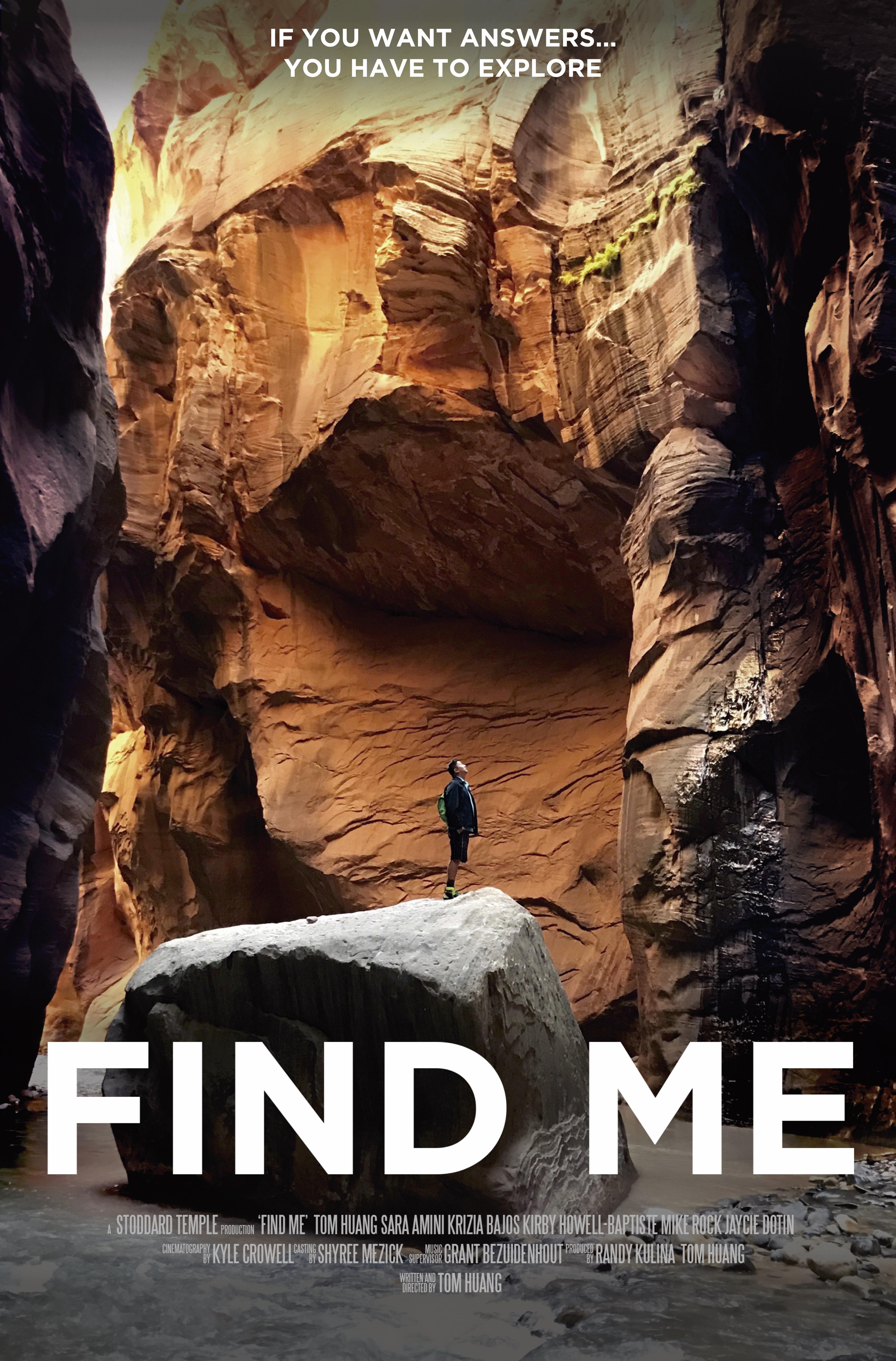 Surask mane (2018) / Find Me