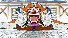 Shousha wa docchi? Akuma no mi no nouryoku taiketsu!