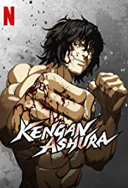 Kengan Ashura Poster