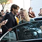 Diego Luna and Elle Fanning in A Rainy Day in New York (2019)
