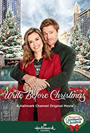 Write Before Christmas Tv Movie 2019 Imdb