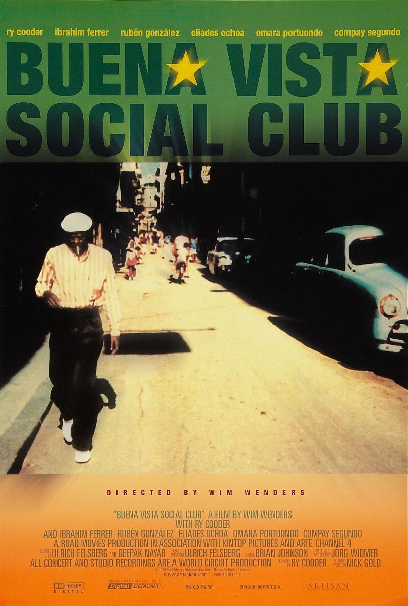 Buena Vista Social Club 1999 Imdb