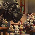 Jonathan Groff in Kung Fu Panda Holiday (2010)