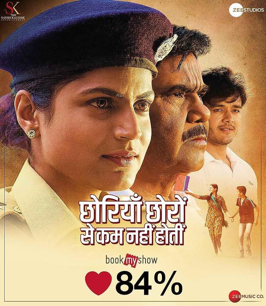 Chhoriyan Chhoron Se Kam Nahi Hoti (2019) Hindi Zee5 WEB-DL x264 AAC