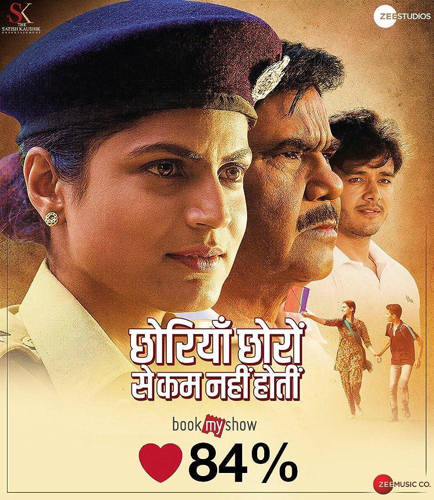 Chhorriyan Chhoron Se Kam Nahi Hoti 2019 Hindi 350MB HDRip Download