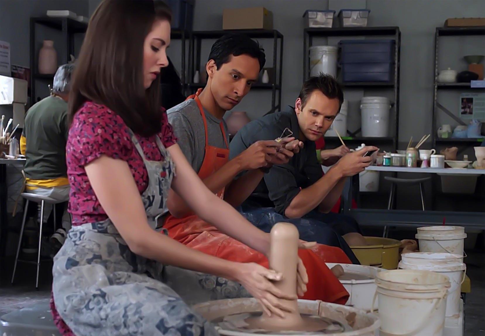 "Community"" Beginner Pottery (TV Episode 2010) - IMDb"