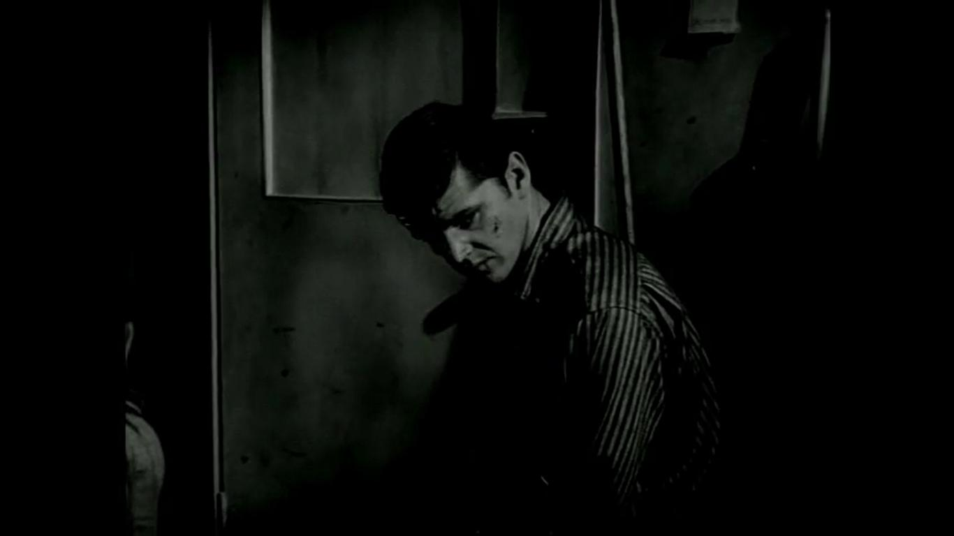 Jack Nicholson in The Cry Baby Killer (1958)