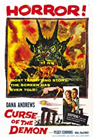 Curse of the Demon (1957) Poster - Movie Forum, Cast, Reviews