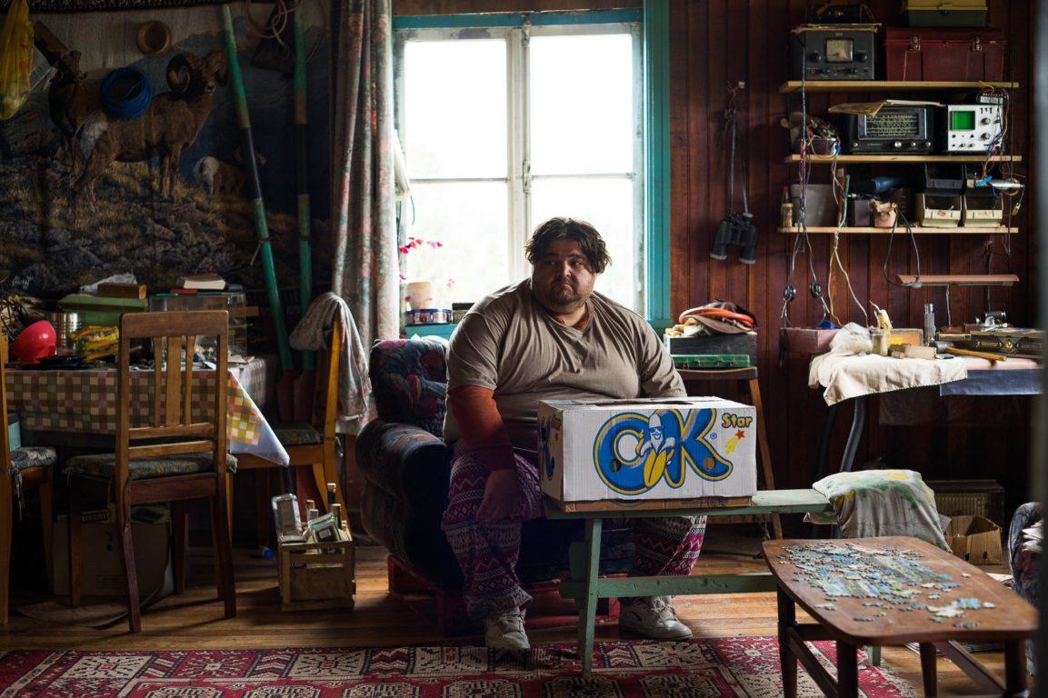 Jorge Garcia in Nadie Sabe Que Estoy Aquí (2020)