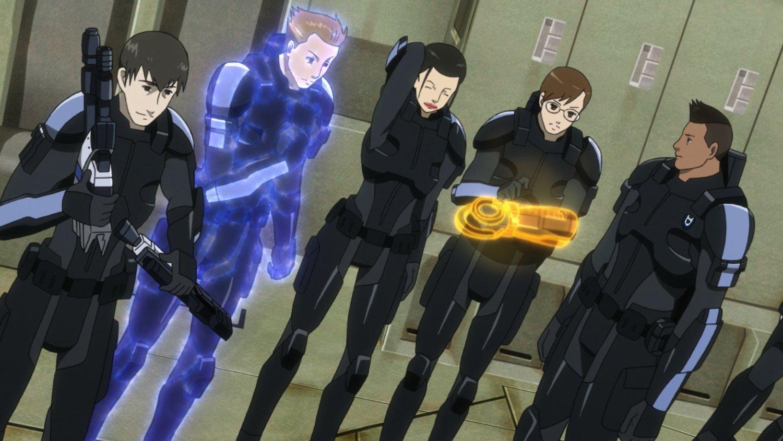 Mass Effect Paragon Lost Video 2012 Photo Gallery Imdb