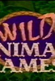 Wild Animal Games Poster