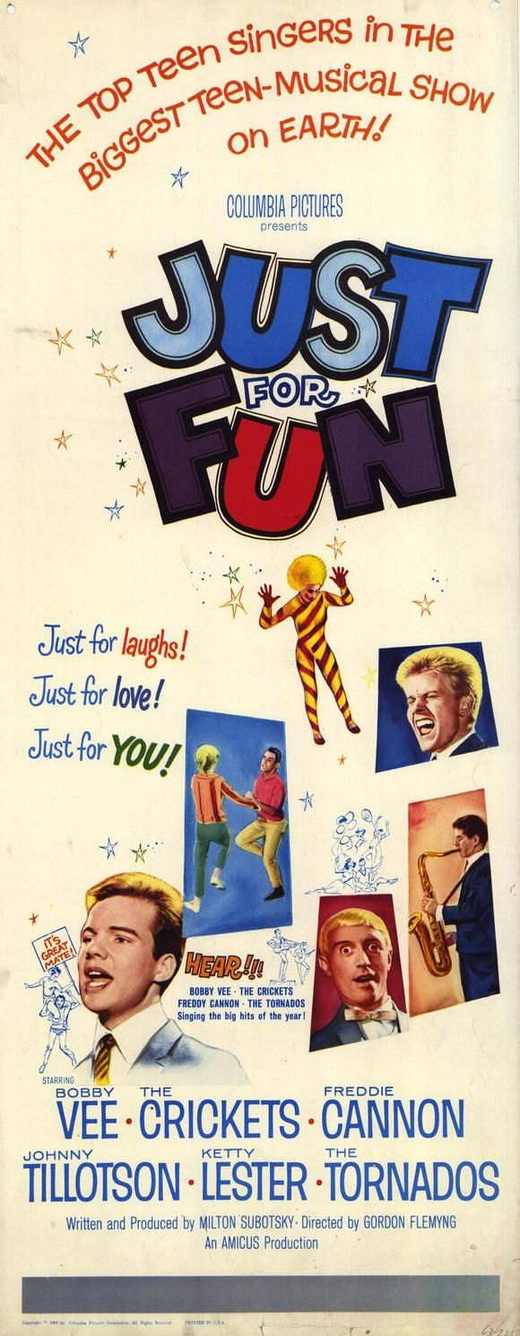 Just for Fun (1963)