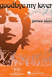 James Blunt: Goodbye My Lover Poster
